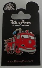 Disney Red the Fire Engine Pin from Pixar Cars and Cars 2