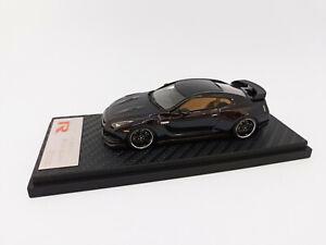 HPI Racing 1:43 - Nissan (R35) Specv Ultimate Opal Black 8437