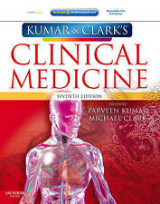 Kumar and Clark's Clinical Medicine: With STUDENTCONSULT Online Access-ExLibrary