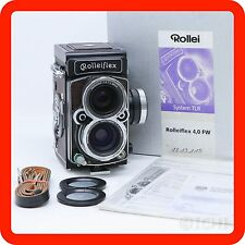 [BOXED MINT] Rolleiflex 4.0 FW TLR camera [from Japan]