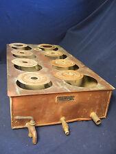 Eimer & Amend Scientific Apparatus Antique Copper Flask Warmer Steamer Rare