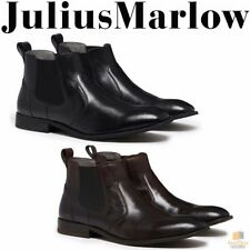 Leather Casual Shoes Julius Marlow Boots for Men