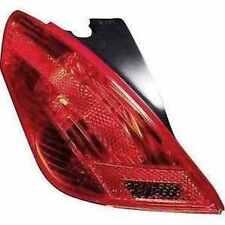 Peugeot 308 Rear Light Unit Passenger's Side Rear Lamp Unit 2007-2013