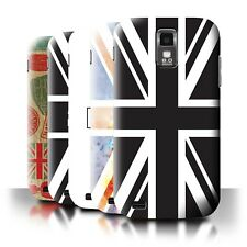 Back Case/Cover for Samsung Galaxy S2 Hercules/T989/Great Britain/British Pride