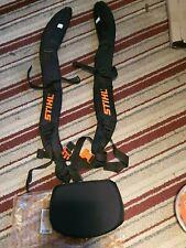 Stihl BR500 BR550 BR600 BR700 LEFT & RIGHT HAND STRAPS + BACK PAD