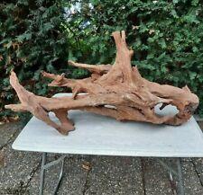 XL Mangrovenwurzel Aquarium Terrarium Holzwurzel Deko Holz - 78cmx46cmx24cm