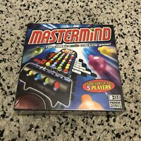 Mastermind The Classic Code Cracking Game Brand New