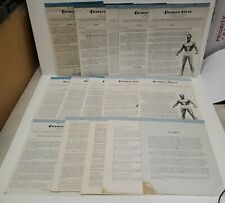 CHARLES ATLAS BODY BUILDING MUSCLE EXCERSICE SYSTEM COURSE WRESTLING LOT 18