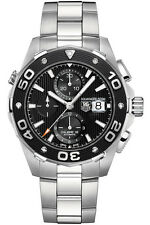 BRAND NEW TAG HEUER AQUARACER 500M CAJ2110.BA0872 AUTOMATIC CHRONOGRAPH WATCH
