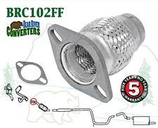 BRC102FF Exhaust Flange Flex Repair Pipe Fits Ford Taurus Mercury Sable 3.0 L.
