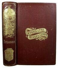 1867 OLD WEST Railroad INDIAN Gold Rush CALIFORNIA Mining LYNCHING Pacific Coast