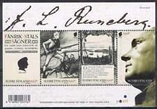 Finland postfris 2004 MNH block 32 - Johan Ludvig Runeberg (S0912)