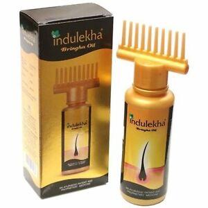 Indulekha Bringha 50ml Hair Oil Selfie Bottle Unilever Product Free Ship