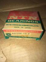 Brand new in box  NTN ASF206-104t  BEARING      FAST FREE USPS SHIPPING