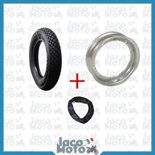 Neumático Llanta Cámara 3 50 10 Vespa Px Pe 125 150 200 Rueda Completa Kit