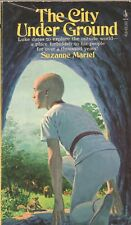 THE CITY UNDER GROUND By SUZANNE MARTEL Pocket Books PB 1964 1975