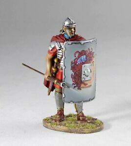 THOMAS GUNN ROMAN EMPIRE ROM115D MINERVA LEGION ROMAN WITH PILUM & CAPE