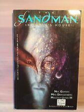 """The Sandman - TPB Vol. 02 VFN """"The Doll's House"""" (1990) Neil Gaiman Dave McKean"""