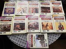 Cuadernos Historia 16 (101 al 200)