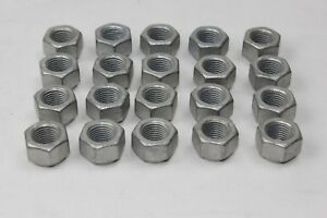 Set Wheel Nuts 20 Piece For Steel Rims Ford S-MAX - Galaxy 1889420 20x
