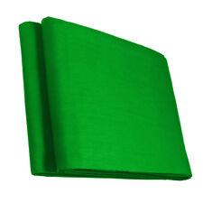 Fondo de muselina 3x6m Estudio Chromakey Verde Video Cortina de telón de fondo de Película Studio