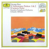 Bizet - L'Arlesienne Suiten 1 & 2: Claudio Abbado, London Symphony Orchestra