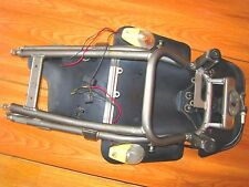 DUCATI OEM REAR SUBFRAME  748 996 998  916  with heat sheild  and /blinkers #1