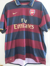 Arsenal 2007-2008 Third Football Shirt Adult Size XXL Gunners /40075 UNWORN!