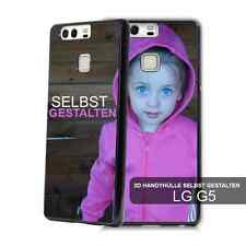 2D LG G5 Hülle selbst gestalten mit Foto bedruckt individuell Case Cover Schale