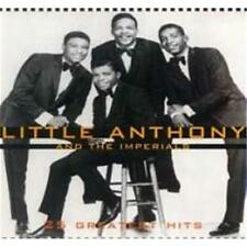 LITTLE ANTHONY AND THE IMPERIALS 25 GREATEST HITS CD NEW