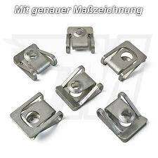 5x fijaciones Abrazadera los bajos Soporte Para Audi VW 8k0-805-922-a