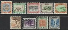 Niue 94-103 Mint NH 1950 set, Attractive stamps