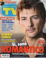 Sorrisi 2013 35.Roberto Farnesi-Le tre rose di Eva 2,Francesco de Gregori