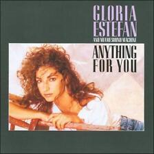 GLORIA ESTEFAN/GLORIA ESTEFAN & MIAMI SOUND MACHINE - ANYTHING FOR YOU (NEW CD)