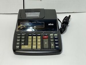 Ativa AT-P4000 Heavy-Duty Printing Calculator