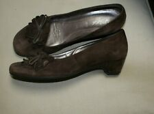 GABOR brown suede shoes size 4.5 uk