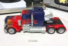 Transformers Movie Optimus Prime Leader Class 2007 99% Complete