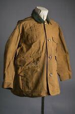 Vtg C.C. Filson Co. Seattle Waxed Hunting Jacket Size 44 100% Cotton