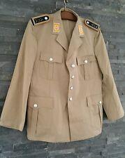 Bundeswehr Sakko  Luftwaffe Bw Uniform Tropen khaki BW Sakko BW Jacke Gr. 54 Neu