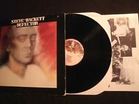 Steve Hackett - Defector - 1980 Vinyl 12'' Lp./ VG+/ Prog Rock