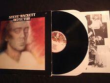 Steve Hackett - Defector - 1980 Vinyl 12'' Lp./ VG+/ Prog Rock