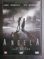 ANGEL-A : Film de Luc Besson, avec Jamel Debbouze & Rie Rasmussen... DVD