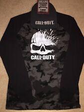Call of Duty BLACK OPS 4 VIDEO game XBOX MEN'S Long Sleeve t-SHIRT & Hat CAP Set