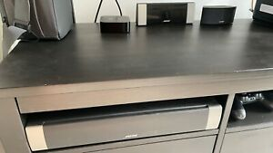Bose Lifestyle v30 Surround Sound Theater System with 4 speakers stands
