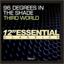 96 Degrees In The Shade - Third World (2013, CD NEUF)