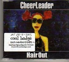 (BO141) Cheer Leader, Hair Out - 2003 DJ CD