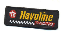 Havoline patch badge hot rod drag race motor oil gasoline sales service texaco