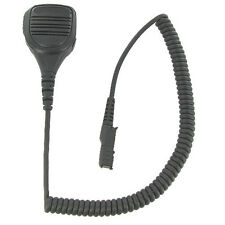 Waterproof Two-Way Radio Speaker Mic for Motorola XPR3300 XPR3500