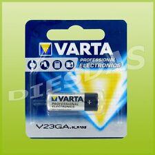 4 Stk. Varta V23GA Alkaline 12 Volt Batterie 8LR932 LRV08 A23 12V 1er Blister 4x