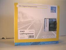 ESU 53451 Lok Programmer, Neuware.